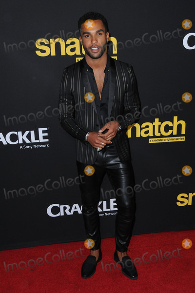 Lucien Laviscount Photo - 09 March 2017 - Culver City California - Lucien Laviscount  Los Angeles screening of Crackles Snatch held at The ArcLight Theater in Culver City Photo Credit Birdie ThompsonAdMedia