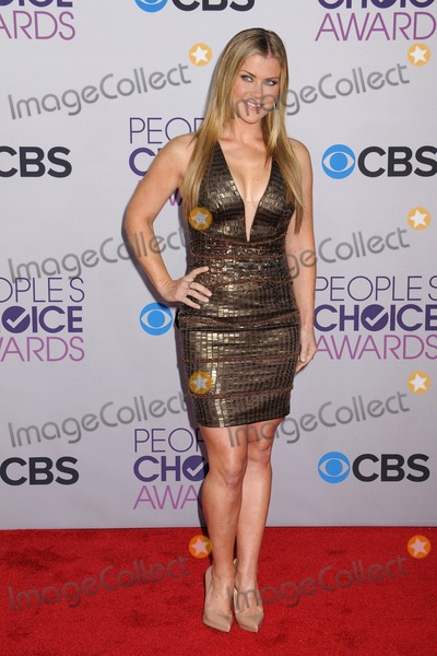Alison Sweeney Photo - 9 January 2013 - Los Angeles California - Alison Sweeney Peoples Choice Awards 2013 - Arrivals held at Nokia Theatre LA Live Photo Credit Byron PurvisAdMedia