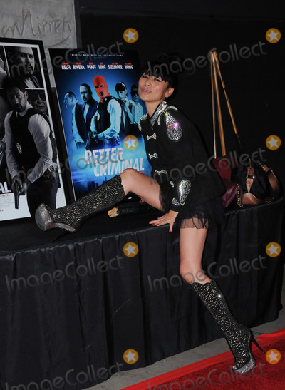 Bai Ling Photo - 30 November 2016 - Hollywood California Bai Ling   Premiere Of TriCoast Worldwides Better Criminal held at TCL Chinese Theater Photo Credit Birdie ThompsonAdMedia