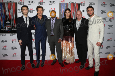 Alex Wolff Photo - 17 November 2016 -  Hollywood California - Alex Wolff Kevin Bacon Michael Beach Michelle Monaghan James DuMont Themo Melikidze AFI FEST 2016 - Closing Gala - Premiere Of Patriots Day held at The TCL Chinese Theatre Photo Credit AdMedia