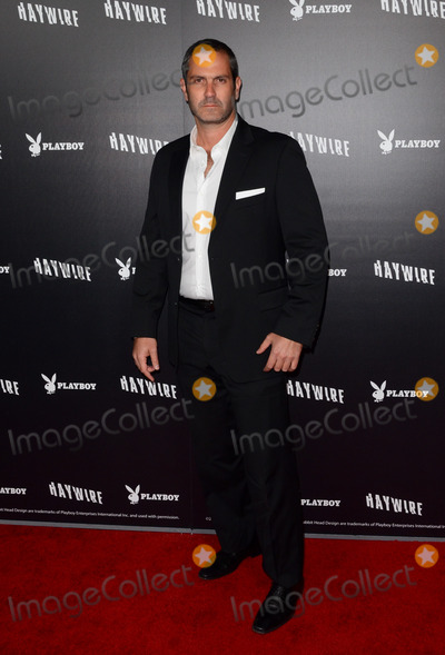 Aaron Cohen Photo - 05 January 2012 - Los Angeles California - Aaron Cohen  Relativity Medias premiere of Haywire co-hosted by Playboy held at DGA Theater Photo Credit Tonya WiseAdMedia