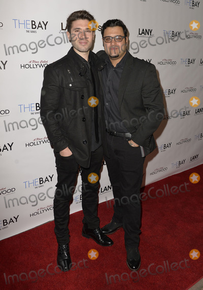 Andrew Gregory Photo - 10 March 2016 - Hollywood California - Kristos Andrews Gregori J Martin 5th Annual LANY Entertainment Mixer held at Saint Felix Hollywood Photo Credit Koi SojerAdMedia
