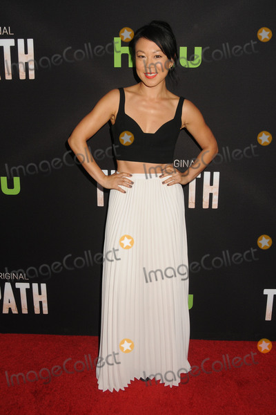 Ali Ahn Photo - 21 March 2016 - Hollywood California - Ali Ahn The Path Los Angeles Series Premiere held at Arclight Cinemas Photo Credit Byron PurvisAdMedia