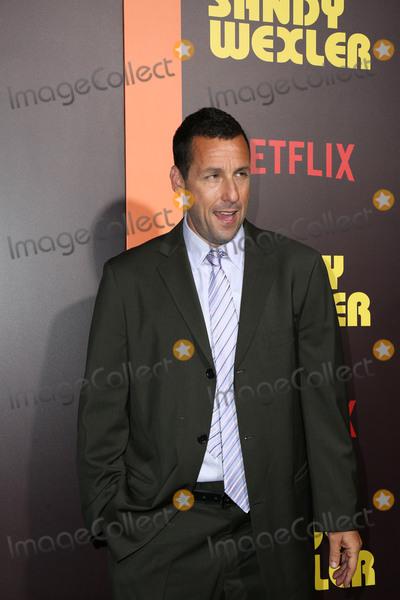Adam Sandler Photo - 7 April 2017- Hollywood  California - Adam Sandler the premiere of Netflixs Sandy Wexler Photo Credit PMAAdMedia