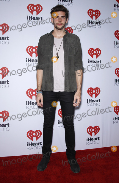 Alvaro Soler Photo - 19 September 2015 - Las Vegas NV - Alvaro Soler 2015 iHeartRadio Music Festival at the MGM Grand Garden Arena Day 2 Photo Credit MJTAdMedia