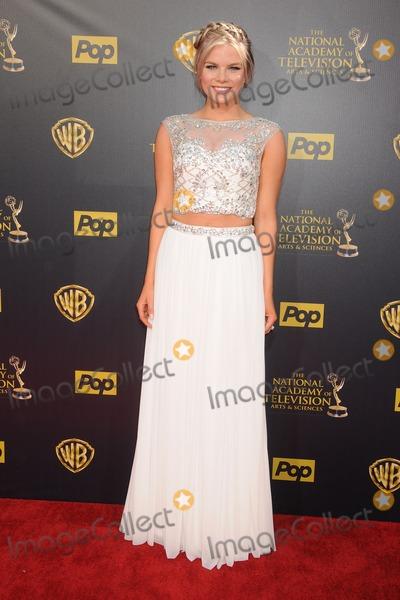 Kelli Goss Photo - 26 April 2015 - Burbank California - Kelli Goss The 42nd Annual Daytime Emmy Awards - Arrivals held at Warner Bros Studios Photo Credit Byron PurvisAdMedia