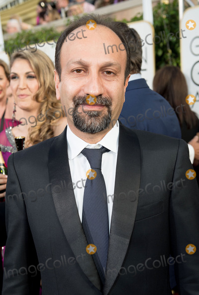 Asghar Farhadi Photo - 08 January 2016 - Beverly Hills California - Asghar Farhadi74th Annual Golden Globe Awards held at the Beverly Hilton Photo Credit HFPAAdMedia