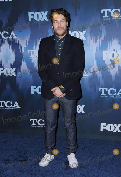 Adam Pally Photo - 11 January 2017 - Pasadena California - Adam Pally 2017 FOX Winter TCA held at the Langham Huntington Hotel Photo Credit Birdie ThompsonAdMedia