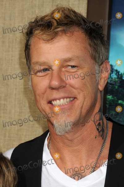 James Hetfield Photo - 2 February 2012 - Hollywood California - James Hetfield Journey 2 The Mysterious Island Los Angeles Premiere held at Graumans Chinese Theatre Photo Credit Byron PurvisAdMedia