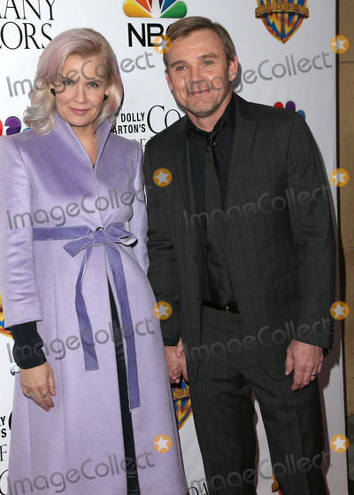 Andrea Bernard Schroder Photo - 02 December 2015 - Hollywood California - Ricky Schroder Andrea Bernard Schroder Dolly Partons Coat of Many Colors Screening held at the  Egyptian Theatre Photo Credit SammiAdMedia