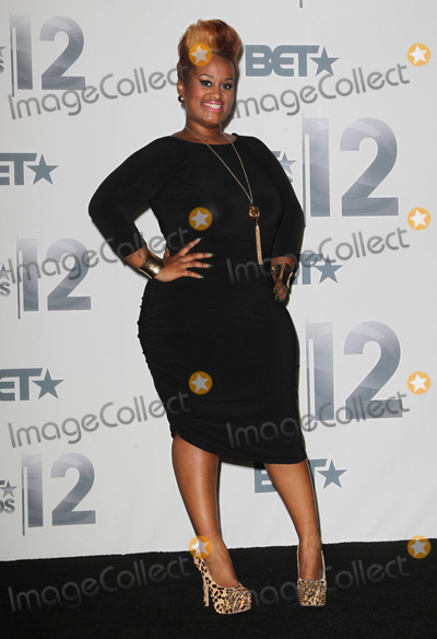 Amber Bullock Photo - 01 July 2012 - Los Angeles California - Amber Bullock 2012 BET Awards held at The Shrine Auditorium Photo Credit Kevan BrooksAdMedia