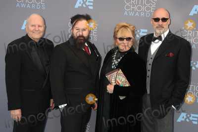 Glenn Hetrick Photo - 17 January 2016 - Santa Monica California - Michael Westmore Glenn Hetrick Ve Neill Neville Page 21st Annual Critics Choice Awards - Arrivals held at Barker Hangar Photo Credit Byron PurvisAdMedia