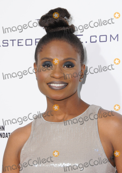 Adina Porter Photo - 26 February 2017 - West Hollywood California - Adina Porter 25th Annual Elton John Academy Awards Viewing Party held at West Hollywood Park Photo Credit Birdie ThompsonAdMedia
