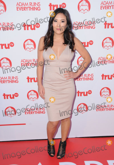 Ally Maki Photo - 18 August 2016 - Hollywood California Ally Maki Premiere Screening of truTVs Adam Ruins Everything held at The Library at The Redbury Hotel Photo Credit Birdie ThompsonAdMedia