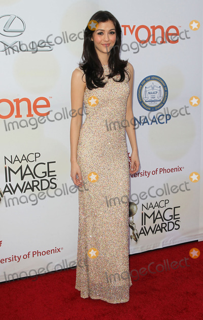 Katie Findlay Photo - 6 February 2015 - Pasadena California - Katie Findlay 46th Annual NAACP Image Awards held at the Pasadena Civic Auditorium Photo Credit F SadouAdMedia