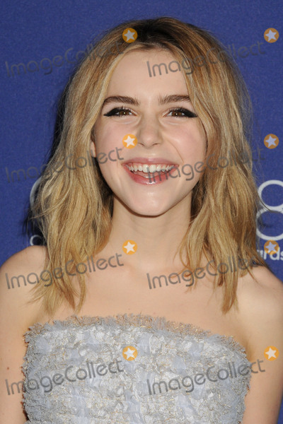 Kiernan Shipka Photo - 23 February 2016 - Beverly Hills California - Kiernan Shipka 18th Annual Costume Designers Guild Awards held at the Beverly Hilton Hotel Photo Credit Byron PurvisAdMedia