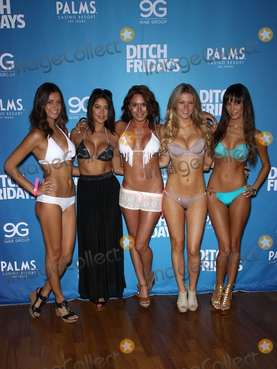 Chuck Liddell Photo - 05 July 2012 - Las Vegas Nevada - Vanessa Hanson Arianny Celeste Rachelle Leah Chrissy Blair Kenda Perez Chuck Liddell Arianny Celeste and UFC Octagon Girls host official UFC Fight Week Pool Party at Palms Pool  BungalowsPhoto Credit MJTAdMedia