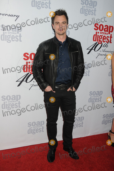 Darin Brooks Photo - 24 February 2016 - Hollywood California - Darin Brooks Soap Opera Digests 40th Anniversary Event held at The Argyle Hollywood Photo Credit Byron PurvisAdMedia