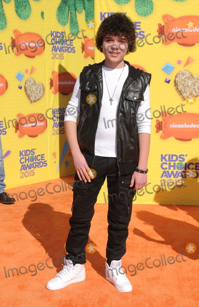 Cameron Ocasio Photo - 28 March 2015 - Inglewood California - Cameron Ocasio 2015 Kids Choice Awards held at The Forum Photo Credit Byron PurvisAdMedia