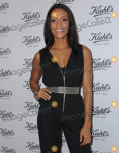 Annie Ilonzeh Photo - 22 September 2016 - Santa Monica California Annie Ilonzeh Kiehls Since 1851 Celebrates Liferide for Ovarian Cancer Research Fund Alliance held at Kiehls Santa Monica Photo Credit Birdie ThompsonAdMedia