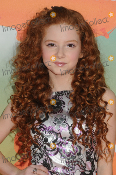 Francesca Capaldi Photo - 12 March 2016 - Inglewood California - Francesca Capaldi 2016 Nickelodeon Kids Choice Awards held at The Forum Photo Credit Byron PurvisAdMedia
