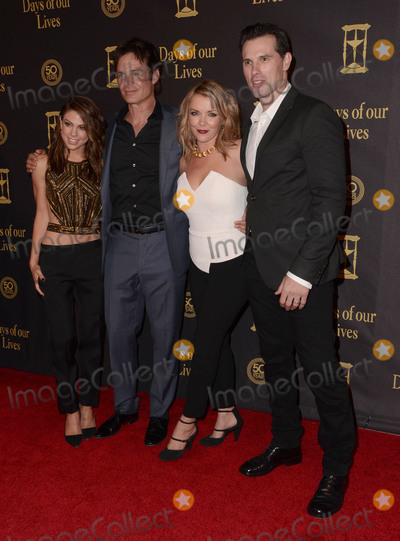 Kate Mansi Photo - 07 November - Hollywood Ca - Kate Mansi Patrick Muldoon Christie Clark Austin Peck Arrivals for Days of Our Lives 50th Anniversary held Hollywood Palladium Photo Credit Birdie ThompsonAdMedia