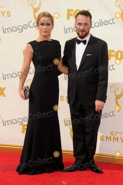Dana Brunetti Photo - 20 September 2015 - Los Angeles California - Dana Brunetti 67th Annual Primetime Emmy Awards - Arrivals held at Microsoft Theater Photo Credit Byron PurvisAdMedia