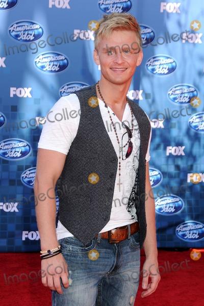 Anthony Federov Photo - 25 May 2011 - Los Angeles California - Anthony Federov American Idol 2011 Finale - Arrivals held at Nokia Theatre LA Live Photo Credit Byron PurvisAdMedia
