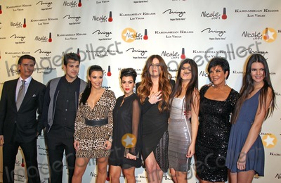 Rob- Kardashian Photo - 15 December 2011 - Las Vegas Nevada - Scott Disick Rob Kardashian Kim Kardashian Kourtney Kardashian Khloe Kardashian Kylie Jenner Kris Jenner Kendall Jenner   The Kardashian Family celebrates the Grand Opening of Kardashian Khaos at The Mirage Hotel and Casino  Photo Credit MJTAdMedia