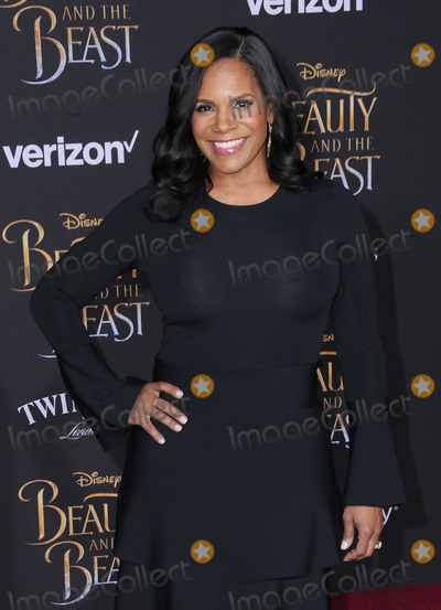 Audra Mcdonald Photo - 02 March 2017 - Hollywood California - Audra McDonald Los Angeles premiere of Disneys Beauty and the Beast held at El Capitan Theatre Photo Credit Birdie ThompsonAdMedia