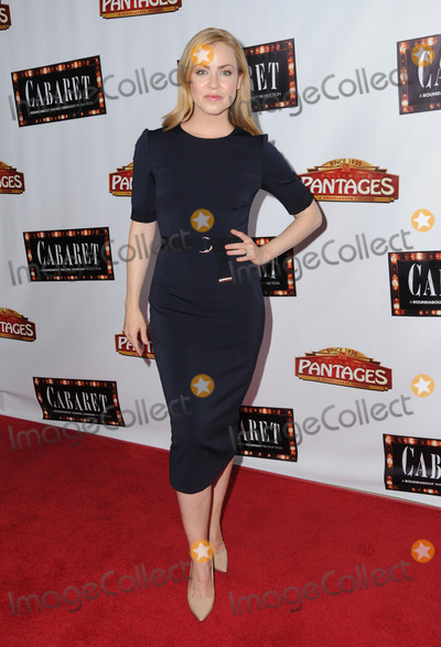 Amanda Schull Photo - 20 July 2016 - Hollywood California Amanda Schull The opening of Cabaret held at the Hollywood Pantages Theater Photo Credit Birdie ThompsonAdMedia