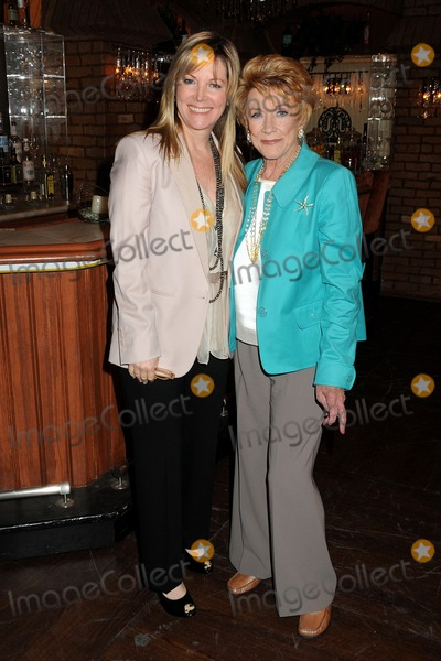 Cake Photo - 08 May 2013 - Actress Jeanne Cooper Dies At 84 File photo 24 March 2011 - Los Angeles California - Maria Bell and Jeanne Cooper Cake Cutting Ceremony to Commemorate The Young And The Restless 38th Anniversary held at CBS Television City Photo Credit Byron PurvisAdMedia