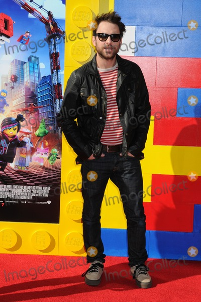 Charlie Day Photo - 1 February 2014 - Westwood California - Charlie Day The Lego Movie Los Angeles Premiere held at the Regency Village Theater Photo Credit Byron PurvisAdMedia