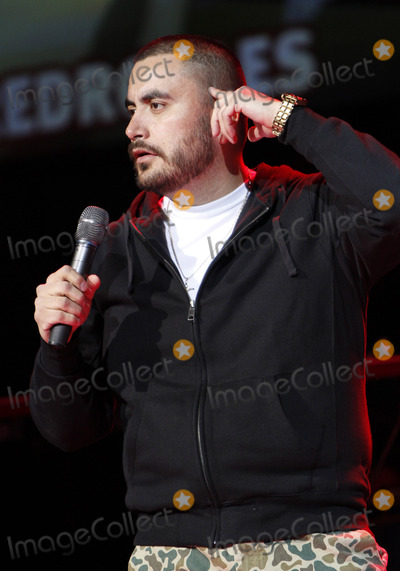 Alfred Robles Photo - March 14 2013 - Atlanta GA - Comedian Alfred Robles performed as part of Gabriel Iglesias Stand Up Revolution Tour when it made a stop at The Tabernacle in Atlanta GA Six comics and the Grammy-winning band Ozomatli performed for two sold-out nights in the southern capital Photo credit Dan HarrAdMedia