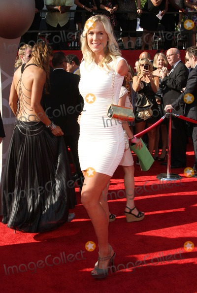 Bethany Hamilton Photo - 13 July 2011 - Los Angeles California - Bethany Hamilton The 2011 ESPY Awards Held At Nokia Theatre LA Live Photo Credit Kevan BrooksAdMedia