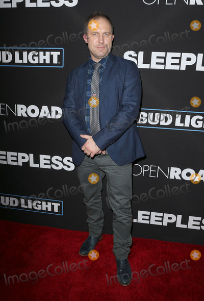 Adam Stone Photo - 05 January 2017 - Los Angeles California - Adam Stone Sleepless Los Angeles Premiere held at Regal LA Live Stadium 14 Photo Credit F SadouAdMedia