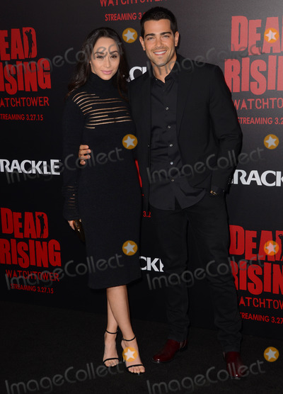 Kim Novak Photo - 11 March 2015 - Los Angeles California - Cara Santana Jesse Metcalfe  Arrivals for Crackles world premiere original feature film Dead Rising Watchtower held at the Kim Novak Theater at Sony Pictures Studios Photo Credit Birdie ThompsonAdMedia