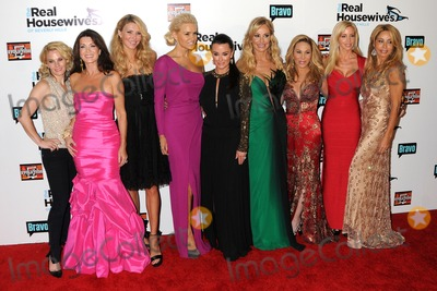 Adrienne Maloof-Nassif Photo - 21 October 2012 - Hollywood California - Marisa Zanuck Lisa Vanderpump Brandi Glanville Yolanda Hadid Kyle Richards Taylor Armstrong Adrienne Maloof-Nassif Camille Grammar Faye Resnick The Real Housewives of Beverly Hills 3rd Season Premiere Party held at the Roosevelt Hotel Photo Credit Byron PurvisAdMedia