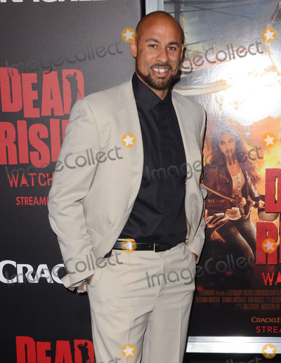 Kim Novak Photo - 11 March 2015 - Los Angeles California - Hank Baskett  Arrivals for Crackles world premiere original feature film Dead Rising Watchtower held at the Kim Novak Theater at Sony Pictures Studios Photo Credit Birdie ThompsonAdMedia
