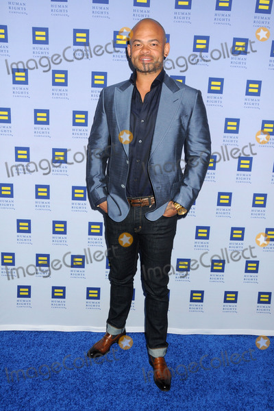 Anthony Hemingway Photo - 19 March 2016 - Los Angeles California - Anthony Hemingway Human Rights Campaign 2016 Los Angeles Gala Dinner - Arrivals held at the JW Marriott Hotel Photo Credit Byron PurvisAdMedia