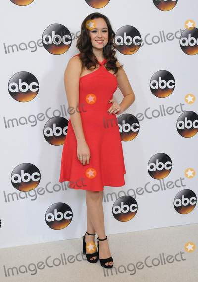 Hayley Orrantia Photo - 04 August 2016 - Beverly Hills California Hayley Orrantia 2016 Disney ABC TCA Summer Press Tour held at the Beverly Hilton Hotel Photo Credit Birdie ThompsonAdMedia