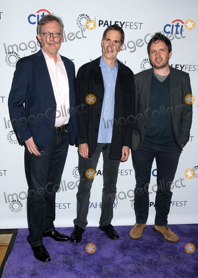 Alex Cary Photo - 6 March 2015 - Hollywood California - Alex Gansa Chip Johannessen Alex Cary PaleyFest 2015 Opening Night Presentation - Homeland held at the Dolby Theatre Photo Credit Byron PurvisAdMedia
