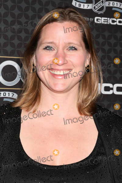 Angela Ruggiero Photo - Angela Ruggieroat the The NHL100 Gala Microsoft Theater Los Angeles CA 01-27-17