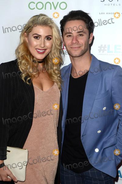 Emma Slater Photo - Emma Slater Sasha Farberat the Nyle DiMarco Foundation Love  Language Kickoff Campaign 2016 Sofitel Hotel Beverly Hills CA 11-29-16