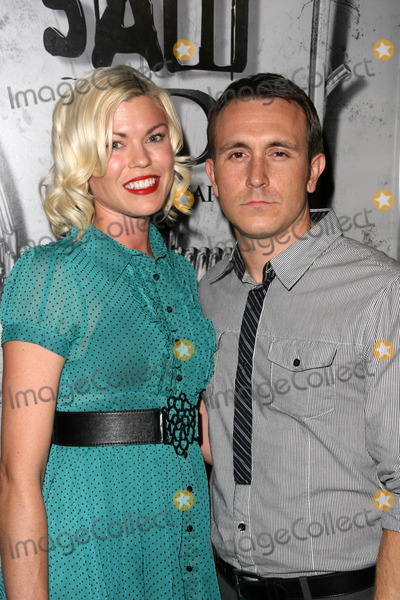 Chad Donella Photo - Chad Donella and wife Joanie at the SAW 3D Special Screening Chinese 6 Hollywood CA 10-27-10