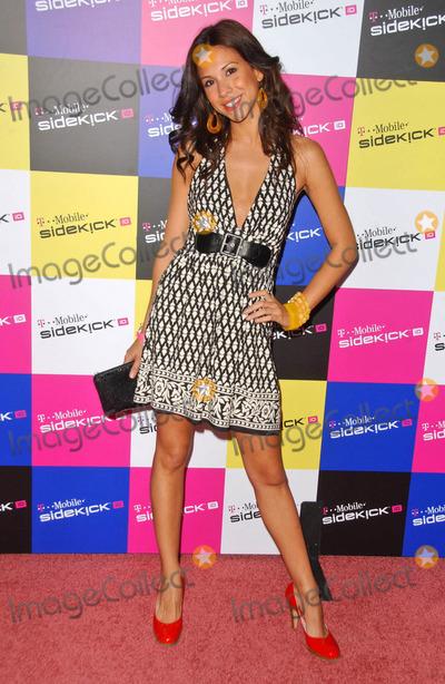 Alaina Alexander Photo - Alaina Alexanderat the launch of T-Mobile Sidekick ID T-Mobile Sidekick Lot Hollywood CA 04-13-07