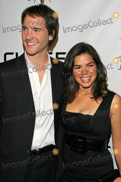 Michael Medico Photo - Michael Medico and America Ferreraat the 2007 Hot In Hollywood to benefit the AIDS Healthcare Foundation Henry Fonda Music Box Theater Hollywood CA 08-18-07