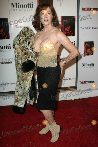Edy Williams Photo - Edie Williamsat the Art of Elysium Annual Art Benefit Minotti Los Angeles CA 12-02-06