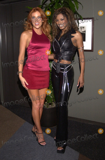 Traci Bingham Photo - Angelica Bridges and Traci Bingham at the LA Short Film Festival Sunset Room Hollywood 10-05-00