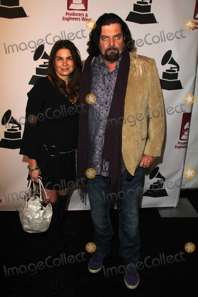 Alan Parsons Photo - Lisa Parsons Alan Parsonsat the Recording Academy Producers and Engineers Wing Honors Neil Young Village Recording Studios West Los Angeles CA 01-21-14